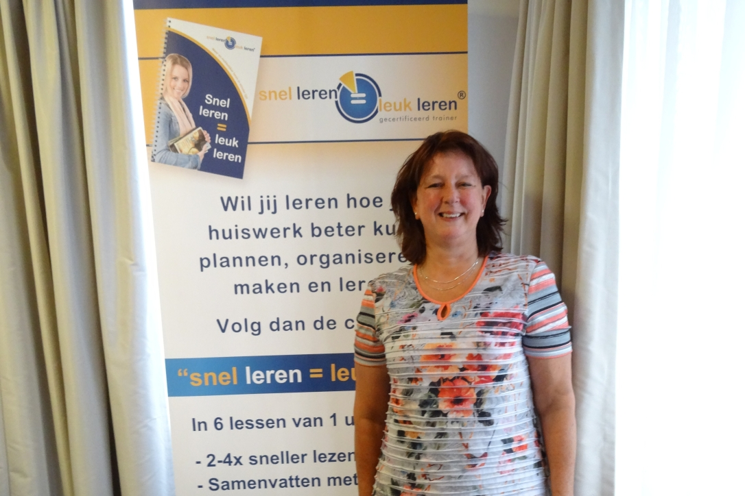 Remedial Teacher Desiree van Dijk